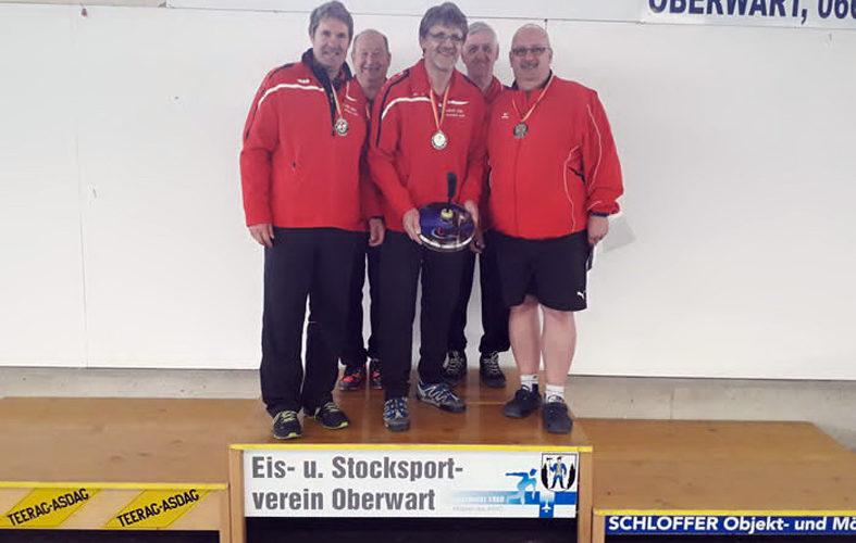 ESV Neumarkt/Raab gewinnt die Landesmeisterschaft der Senioren