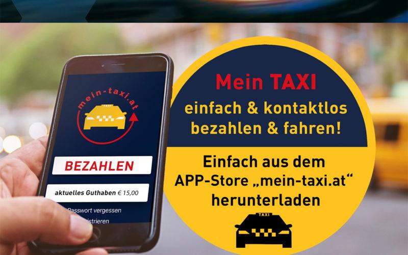 Jugendtaxi bzw. 60-plus Taxi App